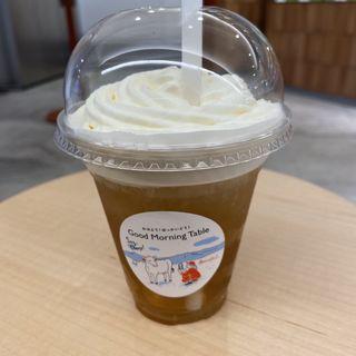 生クリームドリンク 北海道コーン茶