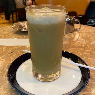 アイスほうじ茶ラテ(横濱珈琲店 五番街 )