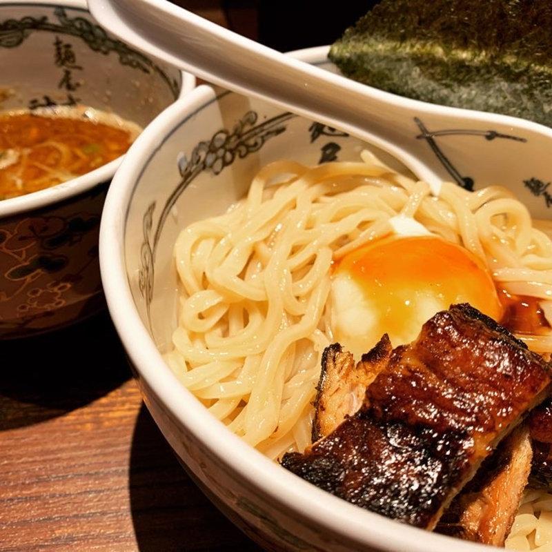 神山つけ麺