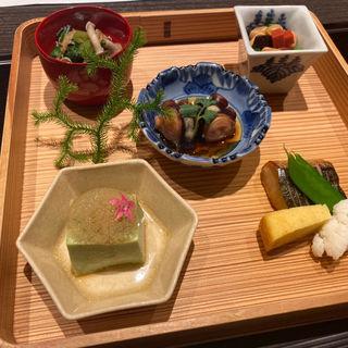 前菜(高山荘華野 )