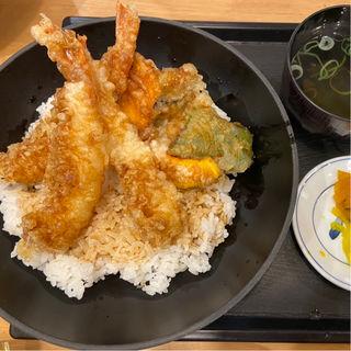 海老天丼(ウエスト 平尾店)