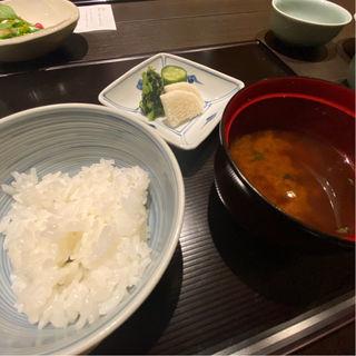 御食事(高山荘華野 )