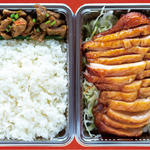 鶏もも肉の釜焼き弁当(金/キッチンカー)