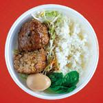 ゲンコツ肉団子丼(金/キッチンカー)