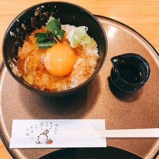 卵かけご飯(水府庵 )