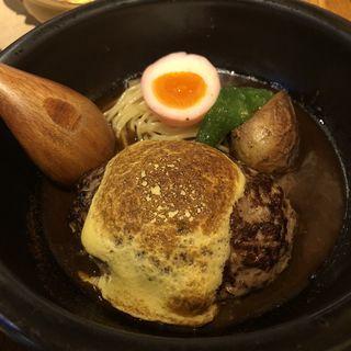 山本のハンバーグ(セット)(山本のハンバーグ 渋谷食堂)