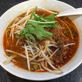 スーラー刀削麺(香港料理 味仙 御徒町店 )