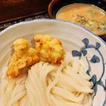 とりダシつけ麺(たけうちうどん店 )