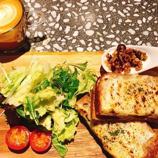 クロックムッシュ(MICASADECO & CAFE KYOTO)