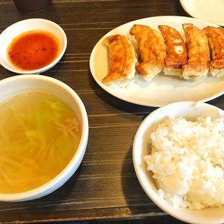 餃子(5個)(来々軒 )