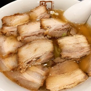 焼豚ラーメン(坂内 木場店 )