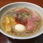蛤だしと天然鯛だしの汐ラー麺(セット)