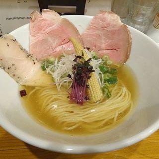 淡麗塩ラーメン(MARCO)
