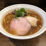 鶏しょうゆ(麺や一芯)