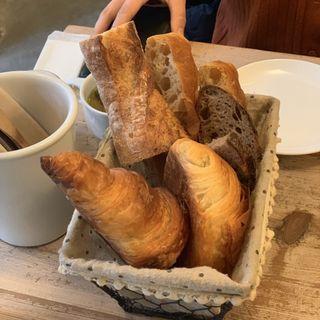 パリの朝食セット(カタネベーカリー )