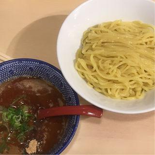 海老つけ麺(ラーメンスクエア )