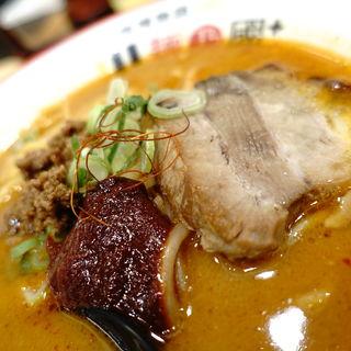 辛味噌ラーメン(麺乃國 味噌物語 梅田駅前第三ビル店 )