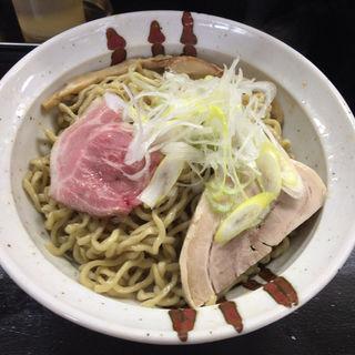 油そば 400g(自家製麺 結び)