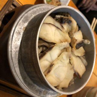 牡蠣の釜飯(ハングアウト(Hangout))