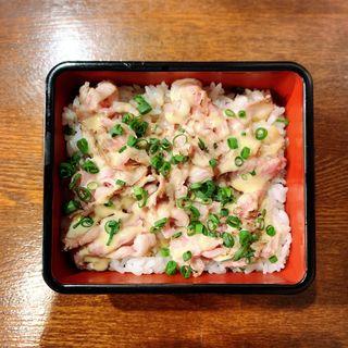 チャーシューご飯(鳴龍 (NAKIRYU))