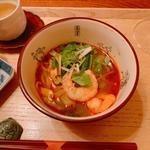 酸辣湯麺 山椒麺