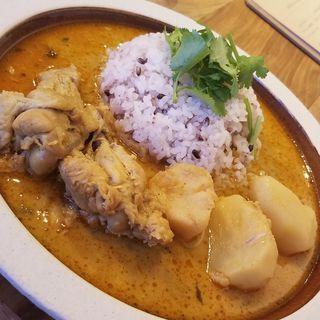 シンガポールカレー(キジカフェ)
