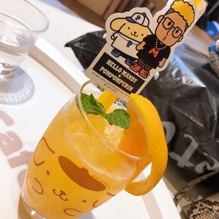 オレンジクラッシュゼリー オレンジソーダ