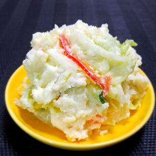 彩り野菜の北海道産きたあかりポテトサラダ(サラダカフェ 東武百貨店池袋店)