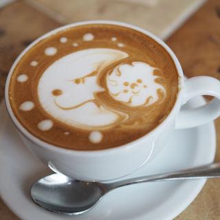 matin ラテ(カフェマタン スペシャルティーコーヒービーンズ (cafe matin -Specialty Coffee Beans-))