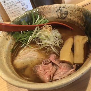 焼きあご塩らー麺