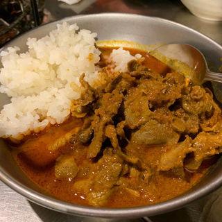 カレー(焼肉ヒロミヤ )