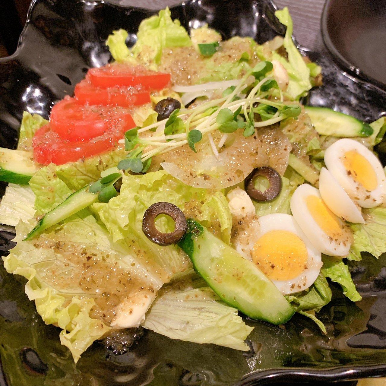 新宿でオススメなデリバリーできるサラダ