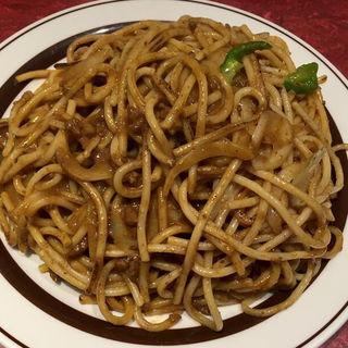 キーマカレー(焼きスパゲッチ ミスターハングリー )