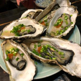 生牡蠣(大衆料理 川治 )