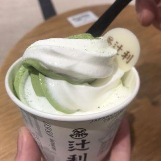 辻利ソフト 抹茶ミルク