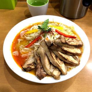 辛チャーシュータンメン(麺や遊大 )