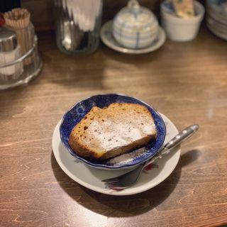 黒糖とサツマイモのパウンドケーキ