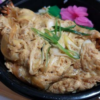 海老フライ丼