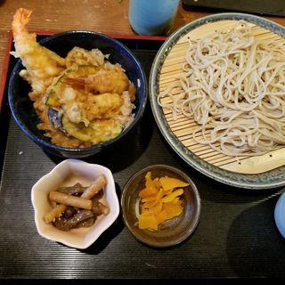 天丼定食(清九郎 (せいくろう))