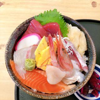 海鮮丼(寿司吉 )