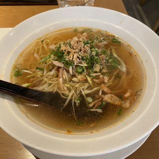 チャーシューとネギの香り汁そば(星期菜 (セン・ケイ・ツァイ))