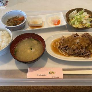 日替り定食(サトマチカフェ )
