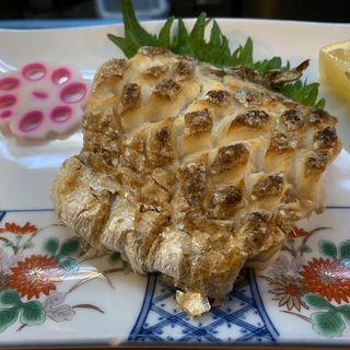 太刀魚の塩焼き(新菊屋 )