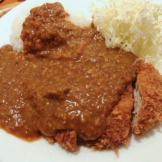 四万十ポークの特選ロースカツのカレー(おとりよせレストラン KOUCHI-YA (オトリヨセレストランコウチヤ))