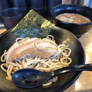 豚骨魚介つけ麺(濃厚)