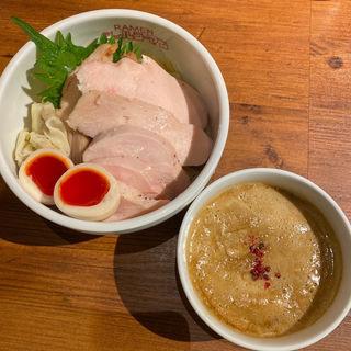 特製牡蠣つけピンク(貝出汁戦隊 シェルラーマン 関大前店)