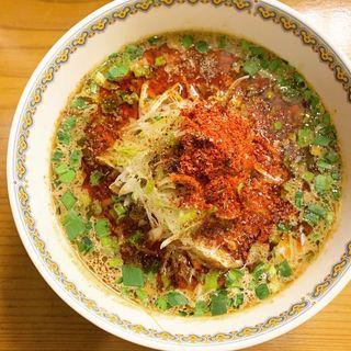 汁あり坦々麺