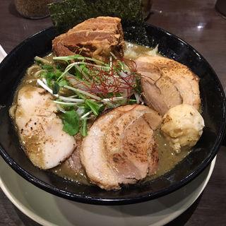 肉増し 特濃煮干(千極煮干 (センゴクニボシ))
