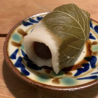 桜餅(茂助だんご)