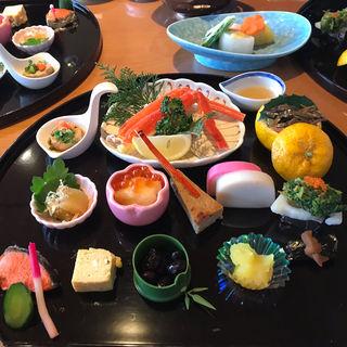 朝食御膳(ヒルトップ熱川)